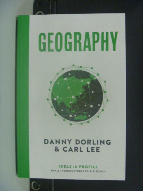 ~書寶 書T1/地理_GNT~Geography_ Danny Dorling  Carl