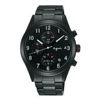 agnès b.包包推薦到AGNES.B/浪漫時尚經典腕錶/黑/VD57-KT20SD就在方采鐘錶推薦agnès b.包包