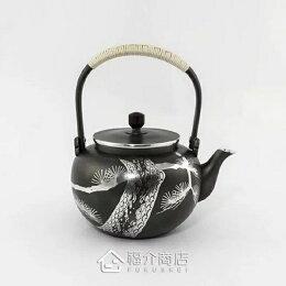 日本 大阪 茶壺 鐵壺 沖泡 高山茶 烏龍茶