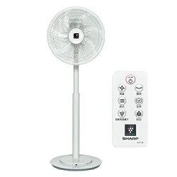 【領券再折300】★SHARP 夏普 PJ-H14PGA 自動除菌離子DC電風扇