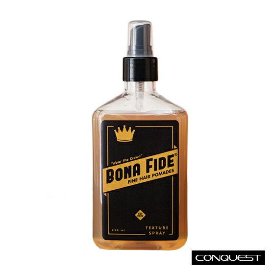 【 CONQUEST 】Bona Fide Texture Spray 蓬蓬水 順髮噴霧 打底噴霧 增強蓬鬆感及造型定型力