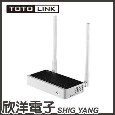<br/><br/>  ※ 欣洋電子 ※ TOTOLINK 300Mbps極速無線寬頻分享器 (N300RT)<br/><br/>