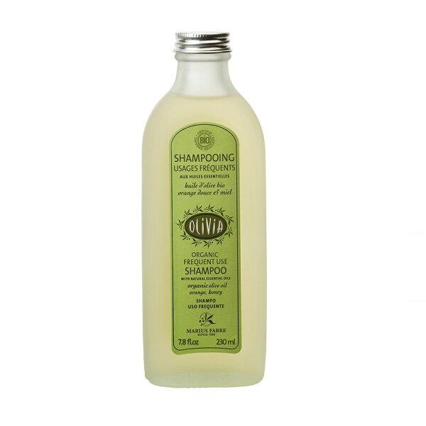 (任選3件享優惠折扣)MARIUSFABRE法鉑橄欖油禮讚洗髮精230ML