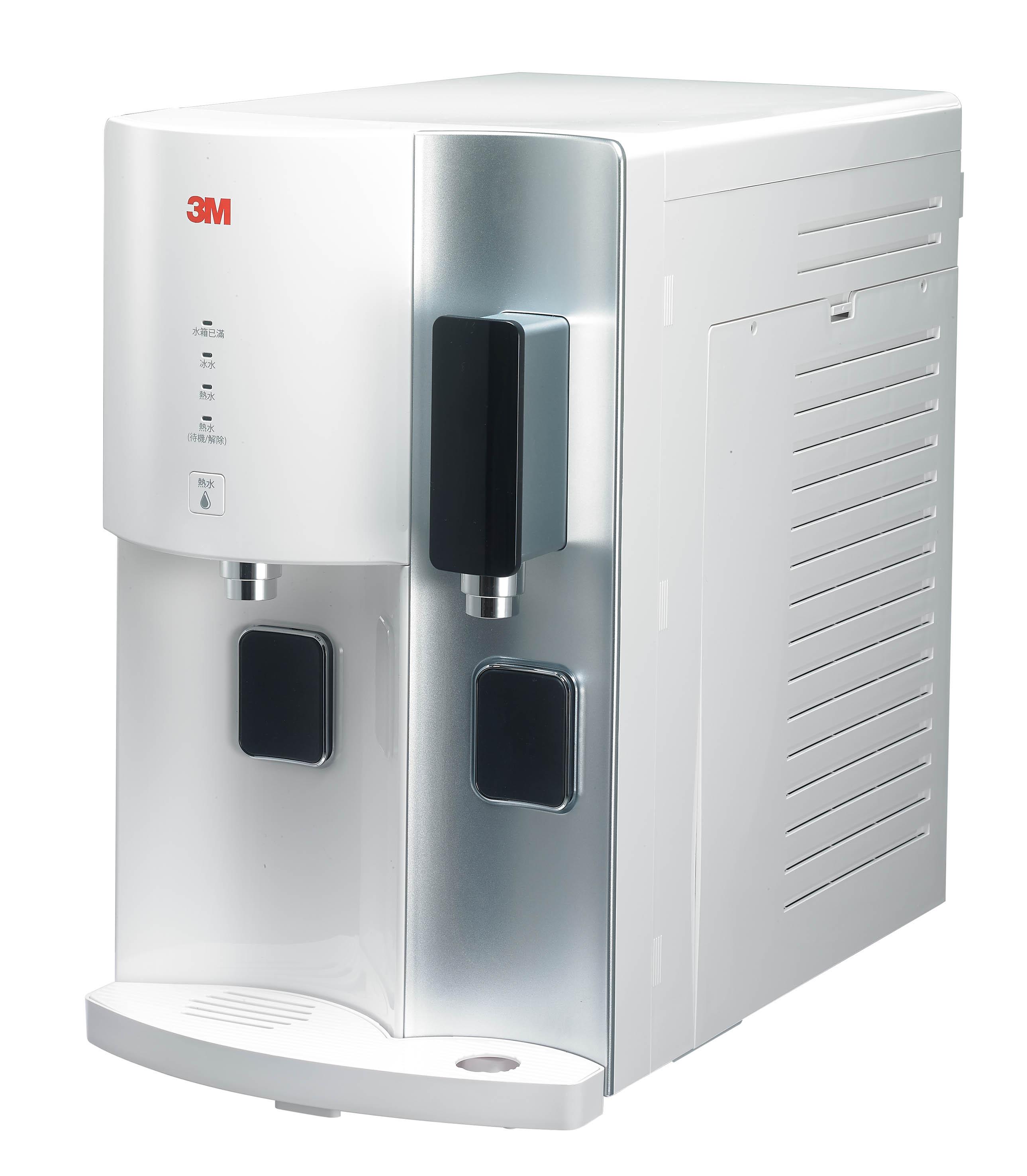 (全省免費安裝) 新品上市~3M HCD-2 桌上型極淨冰溫熱飲水機(簡約白)★加贈AP2-C405-SG專用替換濾心&& SUPERARE 午茶組