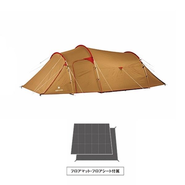 ├登山樂┤日本Snow Peak 拱型帳 地墊套裝組-產地孟加拉 # SDE-080S