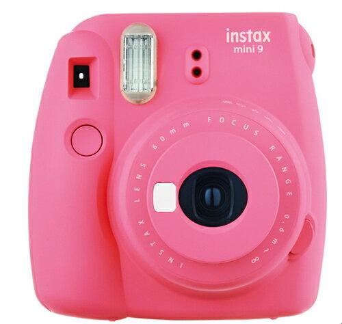 Fujifilm 富士馬上看相機 mini 9 (含底片10張)