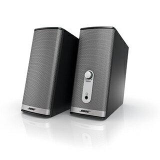 BOSE COMPANION 2II 多媒體揚聲器II(喇叭)雙音源輸入