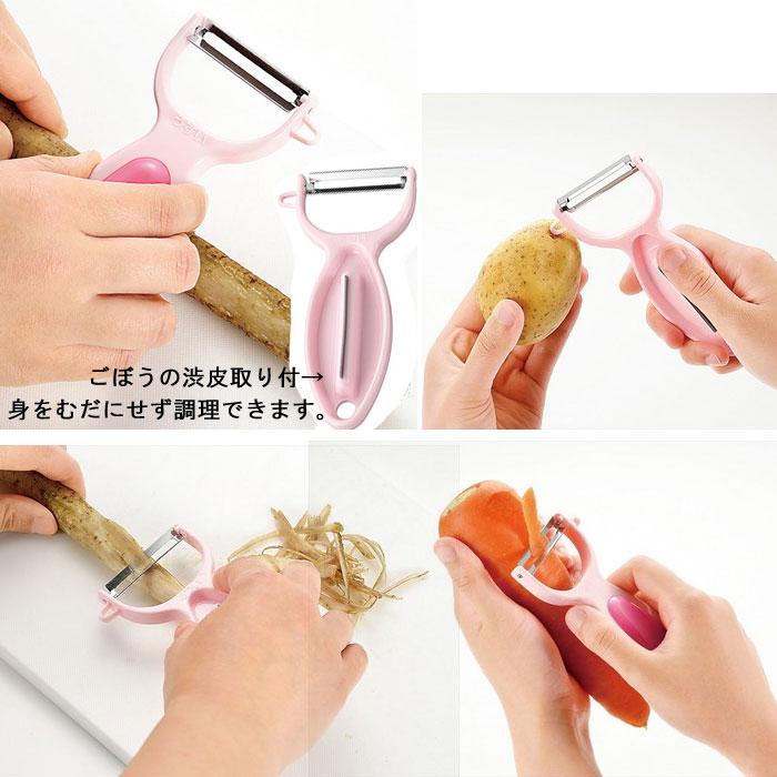 【下村工業】Pitako 多用途果菜刨刀 PC-603