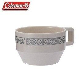 [ Coleman ] 晶格馬克杯 單入 白 / 公司貨 CM-26776