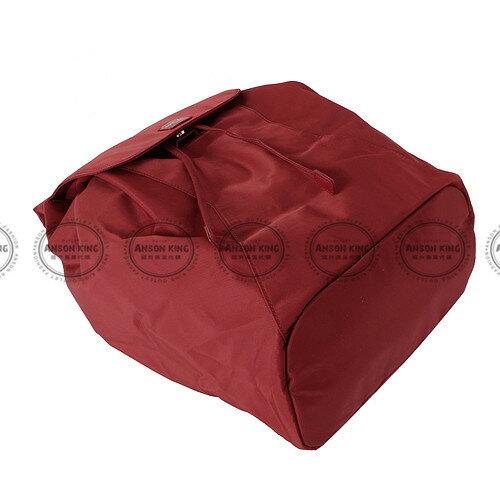 Outlet代購 agnes.b 亞洲限定款 後背包 小b (紅色) 二 色 書包 通勤包 雙肩包 斜挎包 防水 3