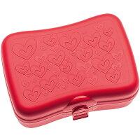 野餐盒不可缺單品《KOZIOL》愛心午餐盒(紅)