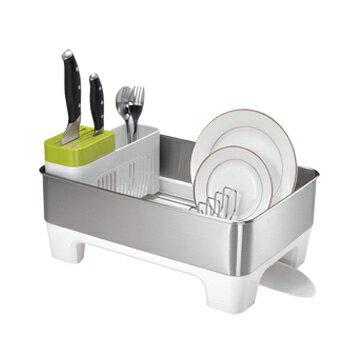EKO 不鏽鋼瀝水架 碗盤收納架(小)