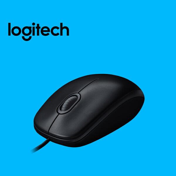 【滿3千15%回饋】Logitech羅技M100r黑光學滑鼠USB※回饋最高2000點