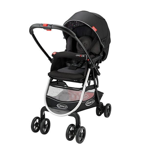 Graco - CITIACE CTS 城市商旅 購物型雙向嬰幼兒手推車 小花朵