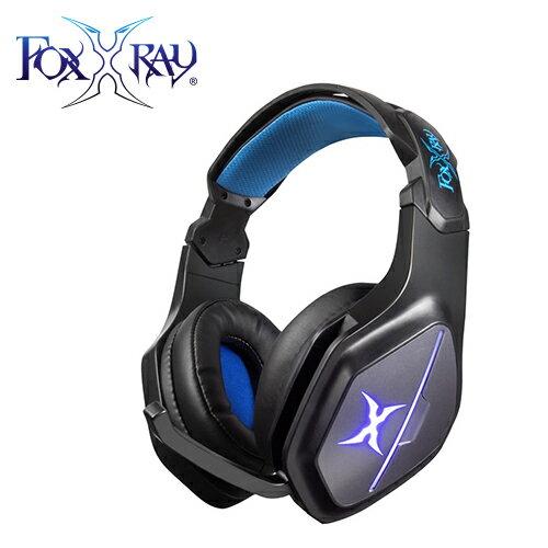 【FOXXRAY 狐鐳】烈風響狐USB電競耳機麥克風(FXR-SAU-11)【三井3C】