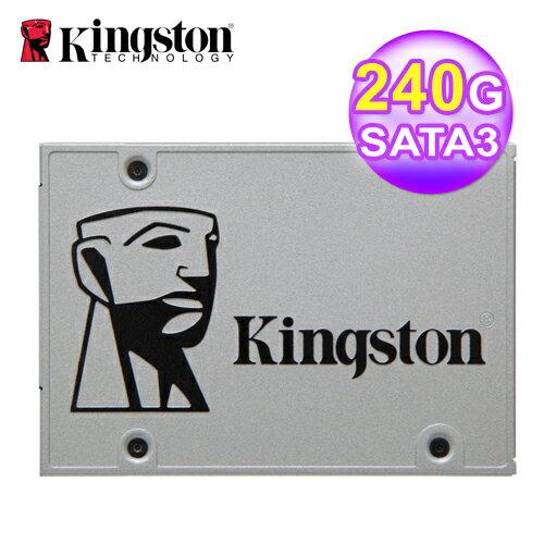 Kingston 金士頓 SUV400S37/240G SSD 固態硬碟