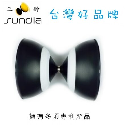 SUNDIA 三鈴 進化定軸鈴系列 Evo.LF.BK 進化黑 / 個