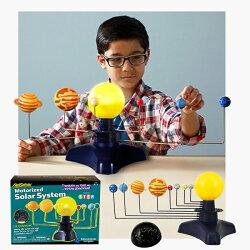 【華森葳兒童教玩具】科學教具系列-太陽系運轉儀II代 N1-EI-5287