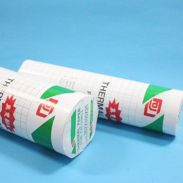 A4傳真紙  富士  大容量超高感度傳真紙 無雙酚A 210mm x 100m  一支入