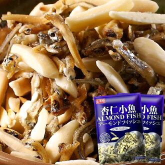 《盛香珍》杏仁小魚 110gx10包入(箱)