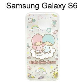 雙子星透明軟殼 [TS1] Samsung G9200 Galaxy S6【三麗鷗Sanrio正版授權】