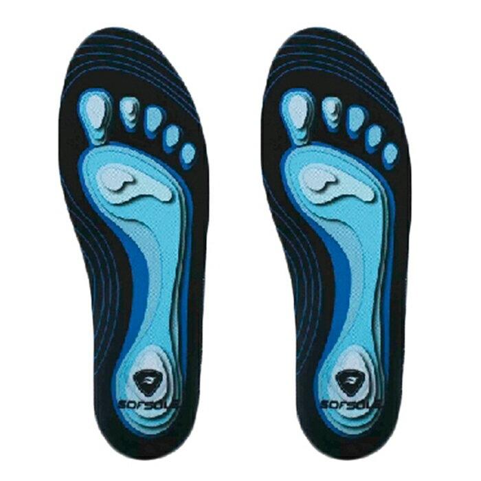 美國SOFSOLE-Fit -Low Arch記憶鞋墊(低足弓)-S1335
