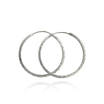 ~925純銀耳環耳飾~ 大方簡潔有型生日情人節 女飾品3款73dm113~ ~~米蘭 ~
