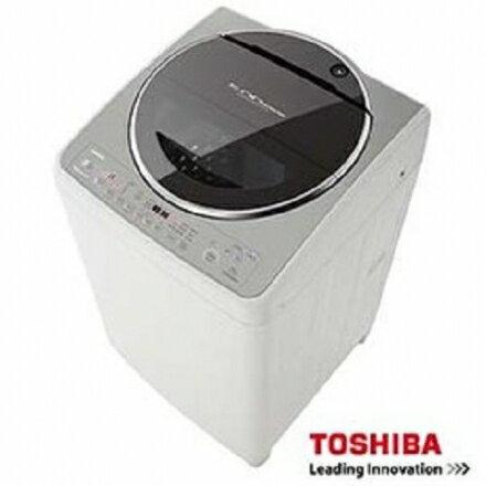 TOSHIBA 東芝 AW-DC15WAG 15公斤SDD超直驅變頻直立式洗衣機 熱線:07-7428010