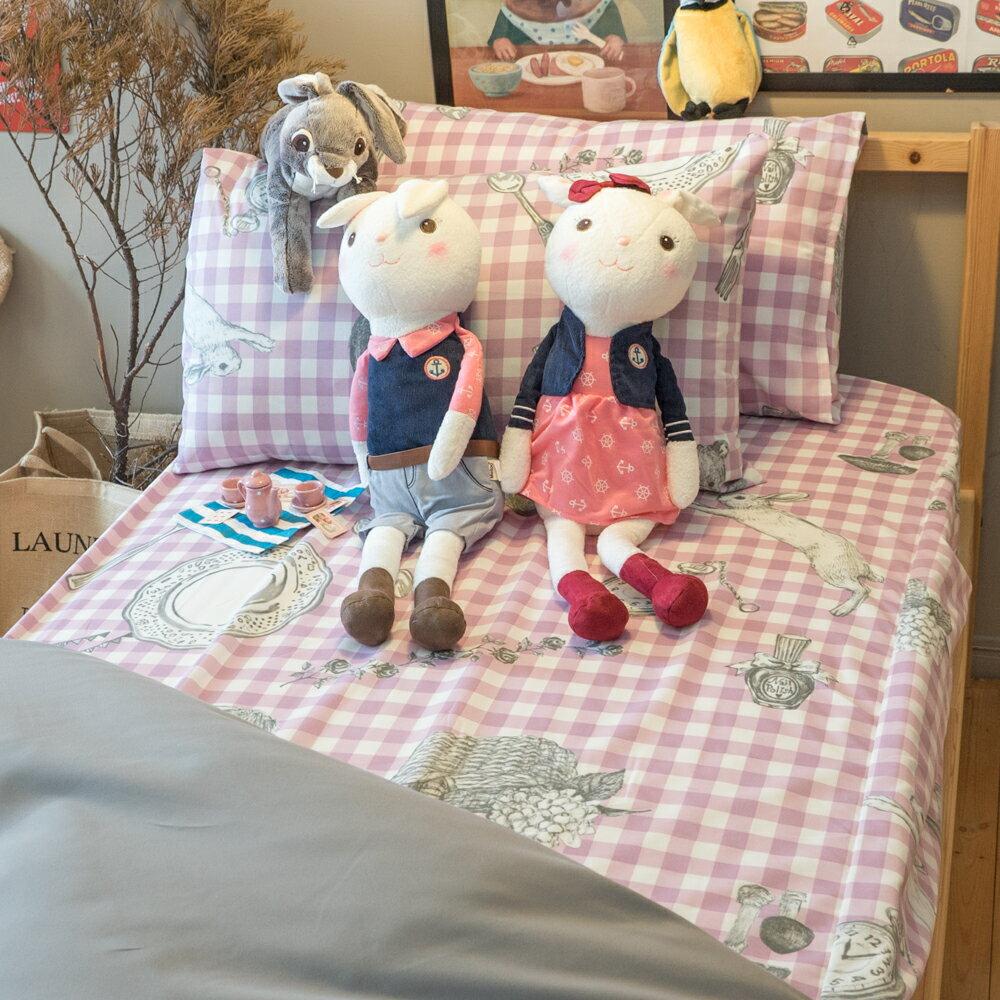 【人氣NO.1】女孩的野餐墊   單人 / 雙人熱賣組   舒適磨毛布 台灣製造 8