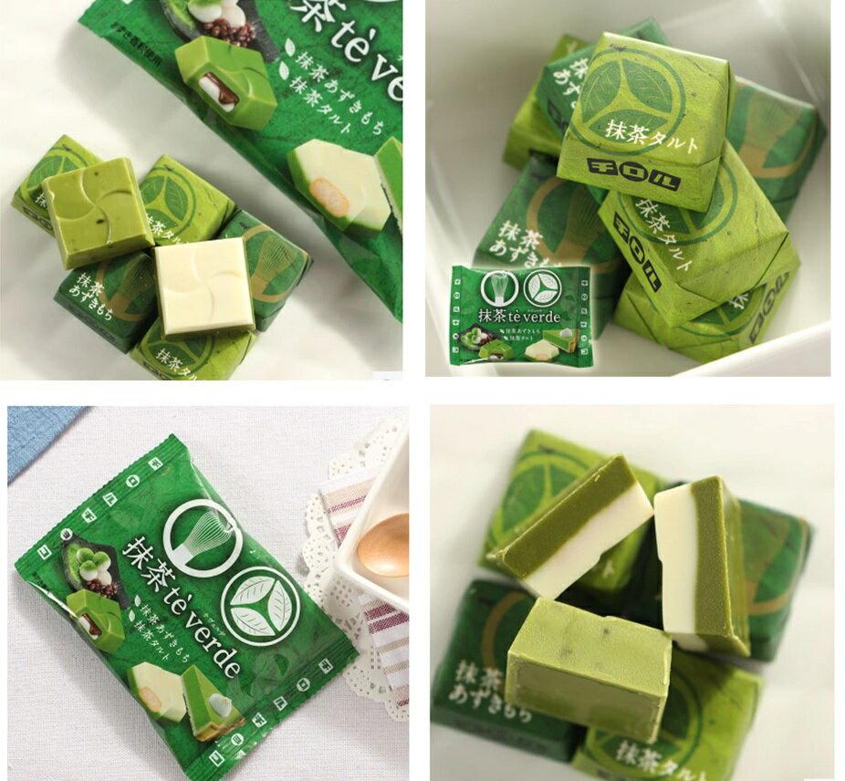 有樂町進口食品 日本進口 松尾抹茶麻糬巧克力 J30 4902780029225