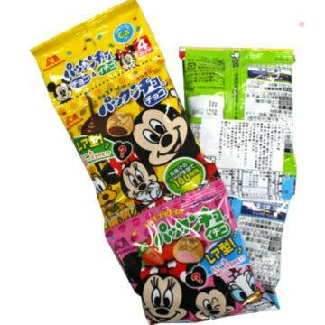 有樂町進口食品 日本《森永》點心餅4連62g 4902888179181 - 限時優惠好康折扣