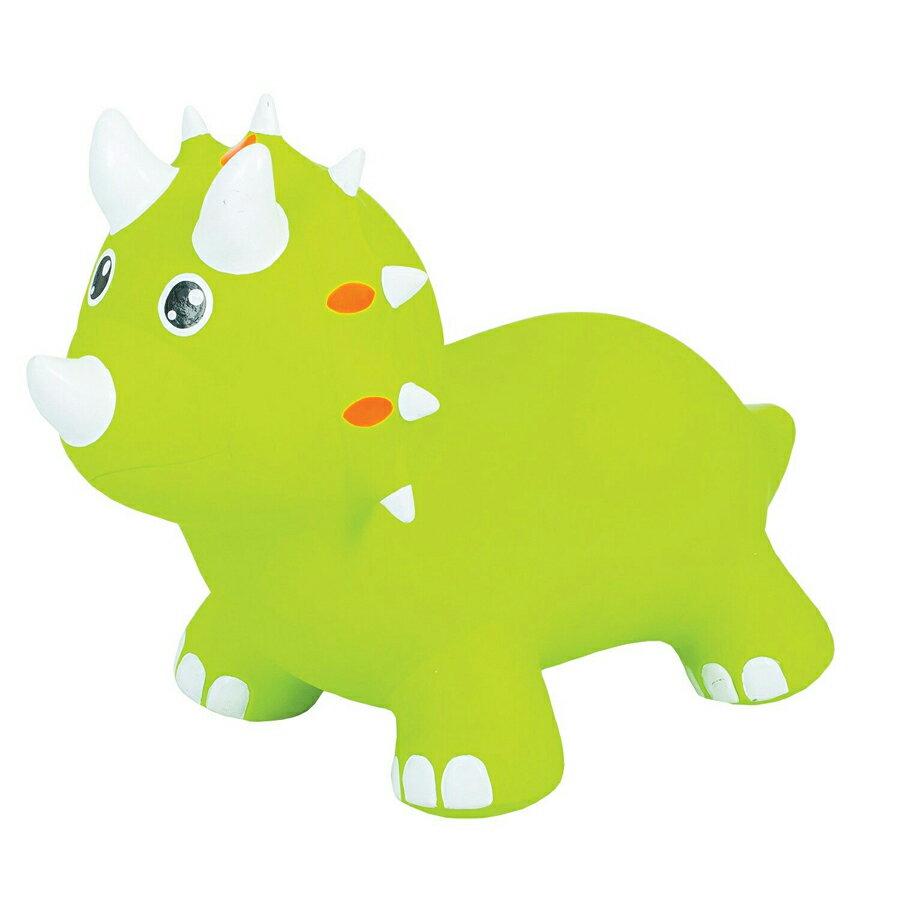 kikimmy Jumpy跳跳馬-恐龍-黃TR09DY / 粉TR09DP / 綠TR09DG【德芳保健藥妝】 3