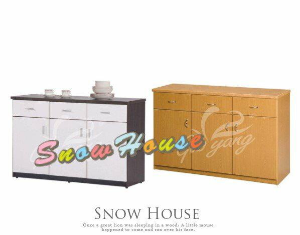 ╭☆雪之屋居家生活館☆╯AA538-13-14-15-16DA-331塑鋼餐櫃置物櫃收納櫃(附中左右各一片隔板)