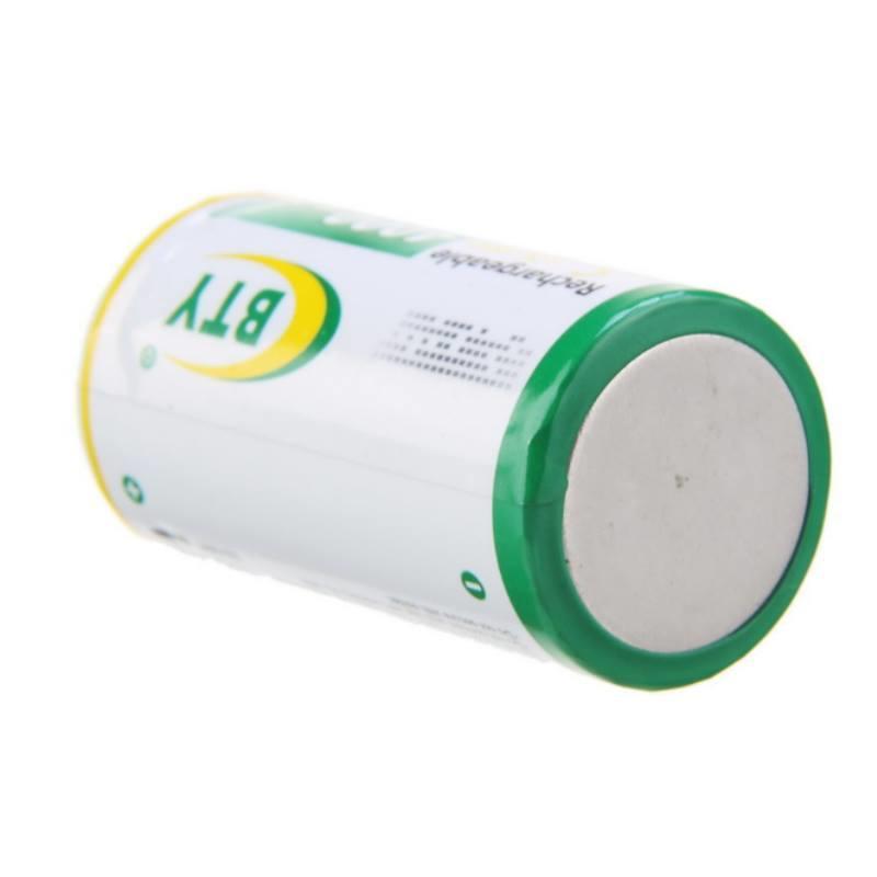 可充電電池2號2入BTY鎳氫電池4000mah熱水器電池【DQ208】 123便利屋