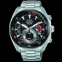 ALBA VK63-X027D(AU2197X1) 廣告款時尚腕錶/45.5mm