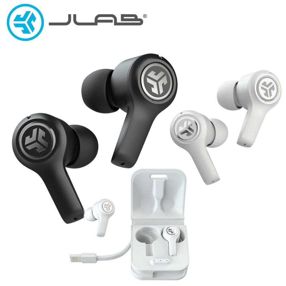 志達電子 JBuds Air Executive(現貨) JLab 真無線藍牙耳機 商務旅行 單次使用6小時 IP55 雙麥克風設計 C3通話降噪