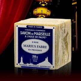 法鉑棕櫚油經典馬賽皂(200g)