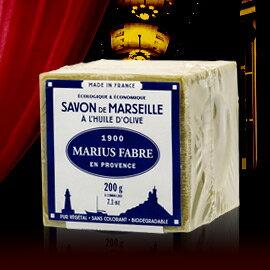 法鉑橄欖油經典馬賽皂(200g)