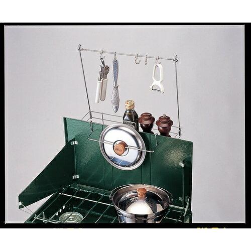 【露營趣】中和 附D型扣 Coleman CM-7098 雙口爐專用掛架 汽化爐 413氣化雙口爐 CM-0391用