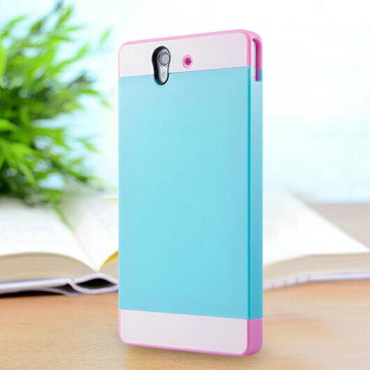 ☆索尼 L36h Xperia Z 手機殼 NX CASE 彩殼 Sony L36i 保護殼保護套 手機外殼【清倉】
