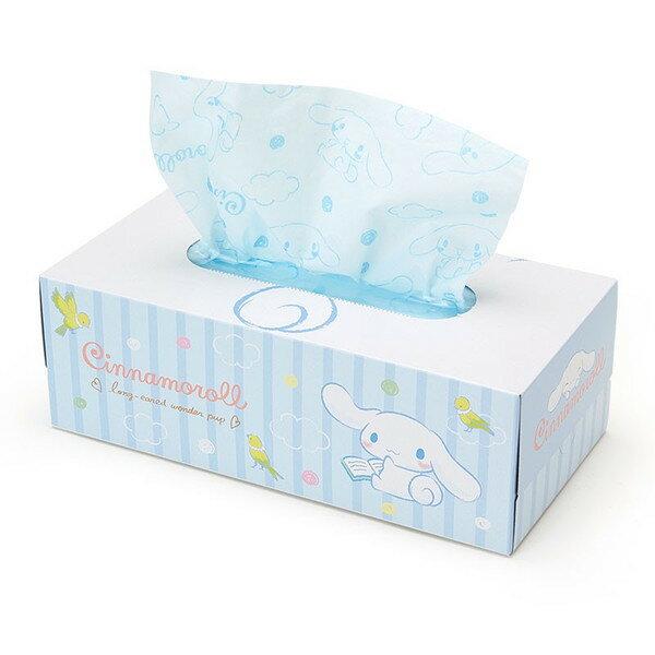 X射線~C211009~大耳狗Cinnamoroll 盒裝面紙,抽取式衛生紙  平版衛生紙