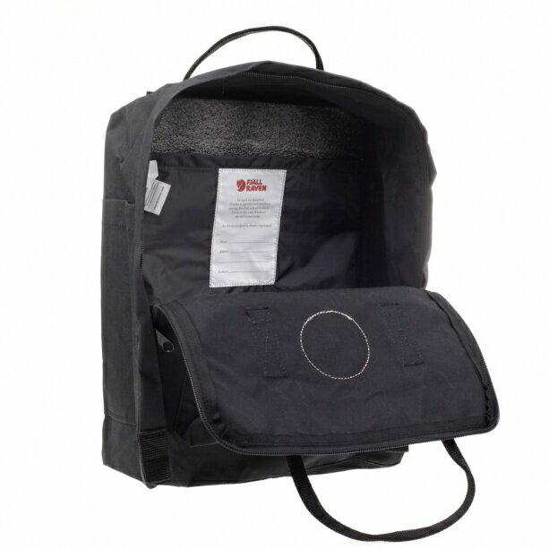 【Fjallraven Kanken 】K?nken Classic 550 Black 黑 3
