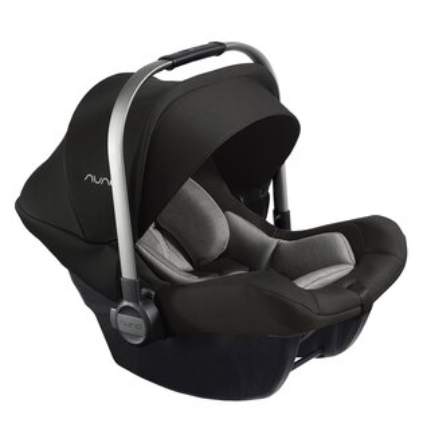 【麗嬰房】荷蘭NunaPIPAlitelx超輕量提籃汽座-黑(含底座)