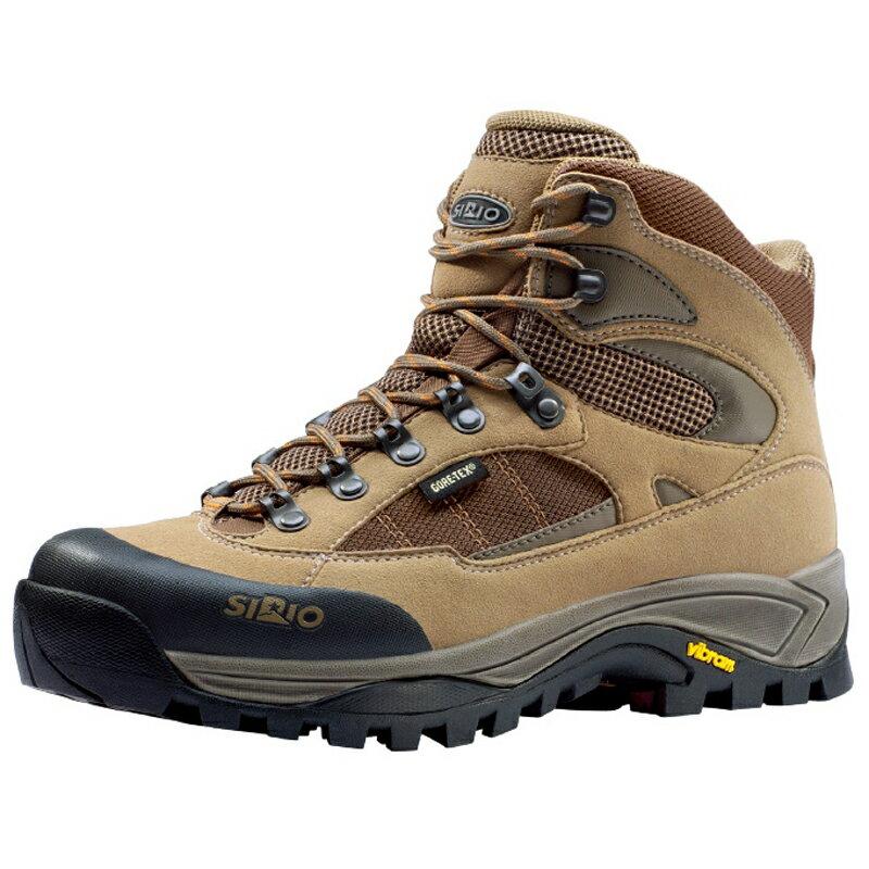 【鄉野情戶外專業】SIRIO |日本| Gore-Tex中筒登山健行鞋/寬楦/防水 登山鞋 PF302