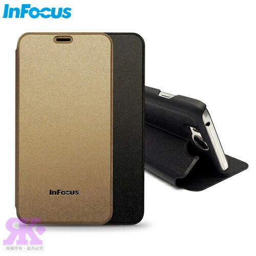 InFocus M530 InCover 原廠璀璨羽絲紋可立式皮套