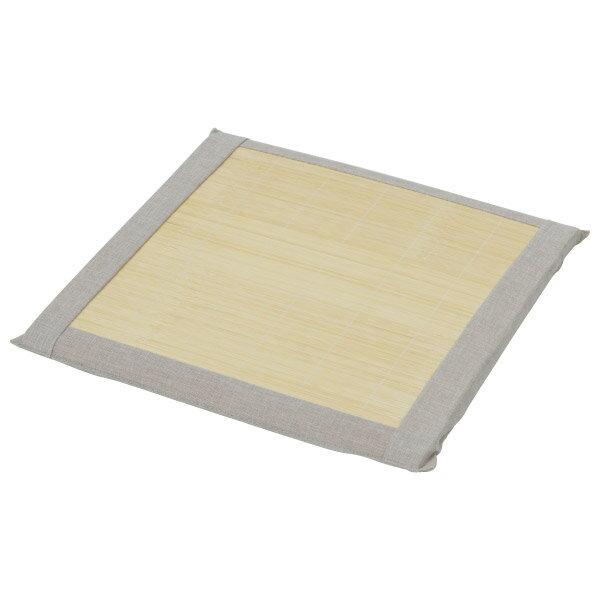 竹製方形小坐墊 TYLER Q 19 NITORI宜得利家居 0
