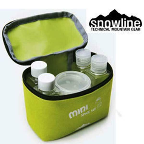 《台南悠活運動家》SnowlineSN25ULA013調味儲存組6入-盒