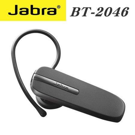貨 Jabra BT2046 雙待機耳掛式藍芽耳機 1對2藍芽耳機 超長待機^!