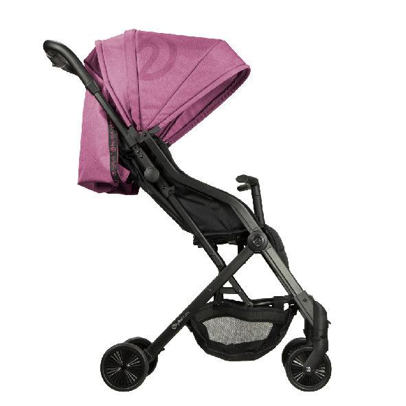 英國【Hybrid 】Cabi Bubblegum  時尚精品手推車- 野莓紫