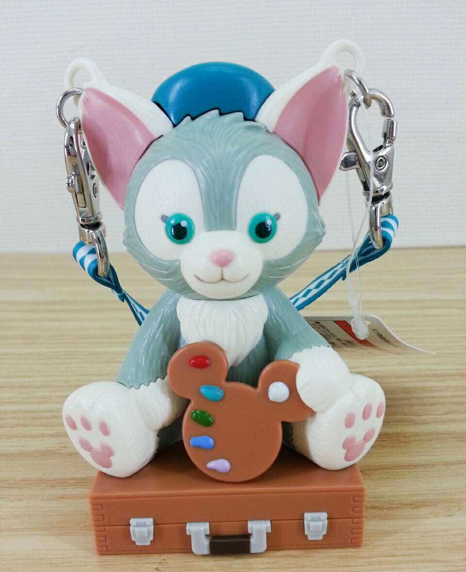 【真愛日本】16012800029 樂園造型糖果罐-傑力東尼 星際寶貝 糖果罐 收納罐 卡通造型 達菲 畫家貓